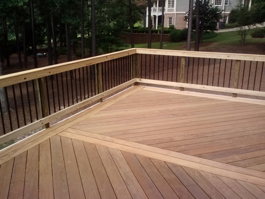 Ipe Deck Flooring For Interior And Exterior Applycations E