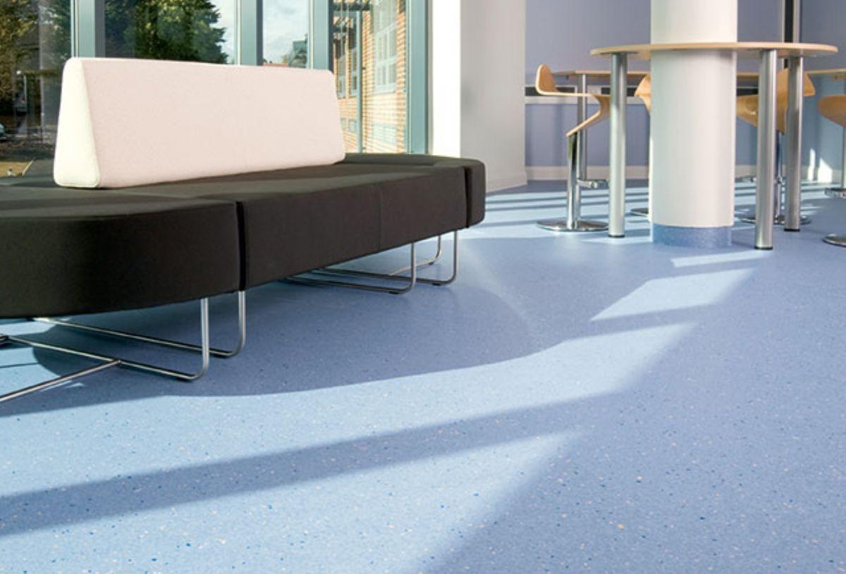 Click system vinyl floorings