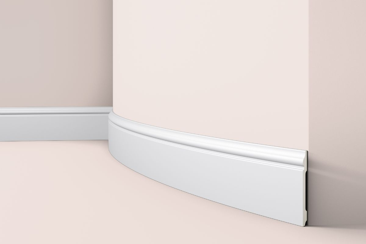 Skirtings flexible, PP