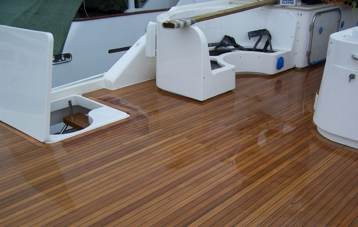 Deck floorings