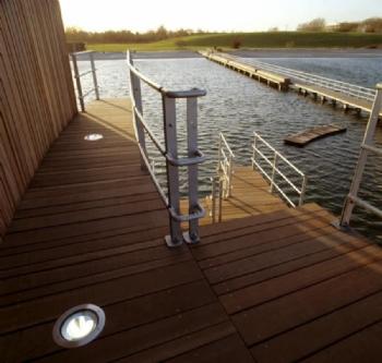 AZOBE wood deck flooring