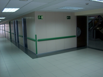 Προστατευτικό τοίχων μικρού πλάτους ZKNL ZK-H