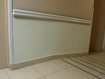 Προστατευτικό τοίχου μικρού πλάτους ZKNL ZK-Y