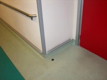 Προστατευτικό τοίχου μικρού πλάτους ZKNL ZK-D
