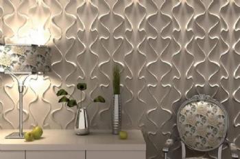 Courves 500x500 Τρισδιάστατη επένδυση τοίχων