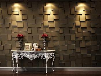 Square 500x500 Τρισδιάστατη επένδυση τοίχων