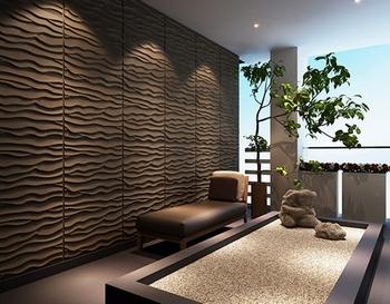 Sand 625x800 Τρισδιάστατη επένδυση τοίχων
