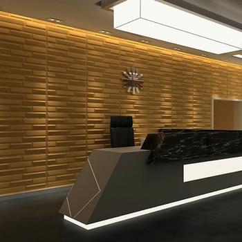 Gold 625x800 Τρισδιάστατη επένδυση τοίχων